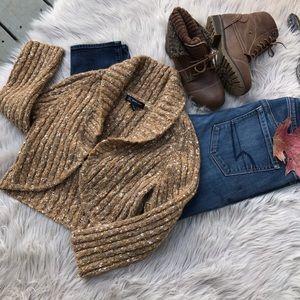 ☽ I•N•C• Petite Bolero Knit Shrug ☽